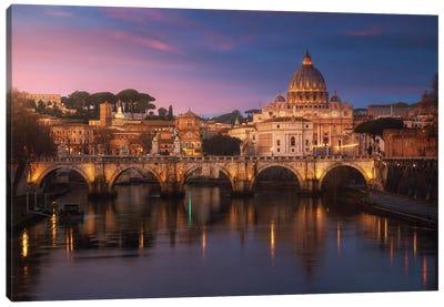 Roma I Canvas Art Print