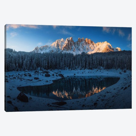 The First Morning III Canvas Print #JPM34} by Juan Pablo de Miguel Canvas Art