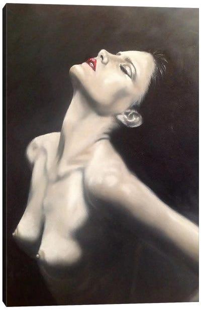 Elena Canvas Art Print
