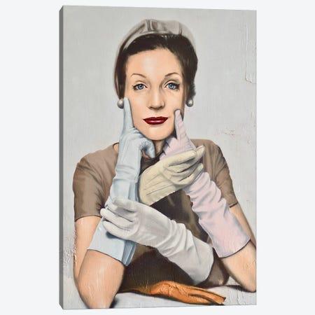 Gloves Canvas Print #JPO21} by Johnny Popkess Canvas Wall Art