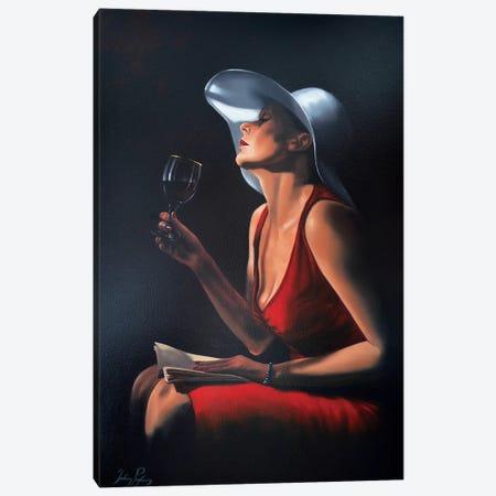 Kepi Blanc Canvas Print #JPO26} by Johnny Popkess Canvas Print
