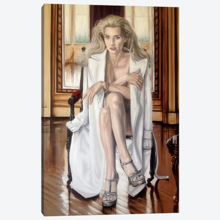 Madelaine Canvas Print #JPO29} by Johnny Popkess Canvas Wall Art