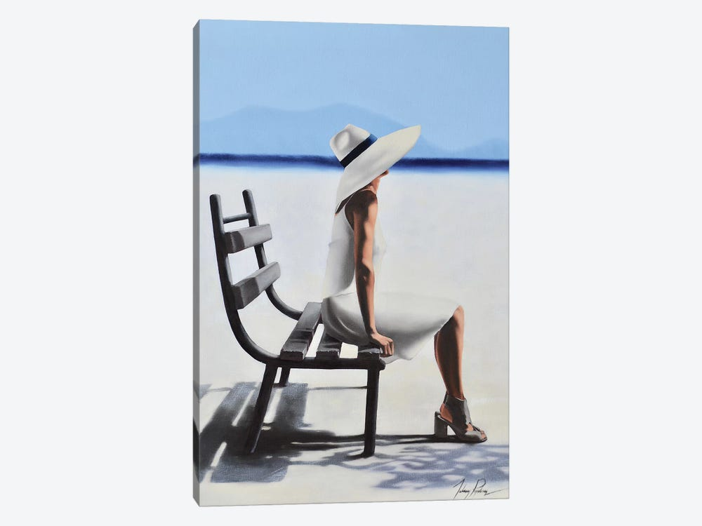Maintaining A Graceful Repose by Johnny Popkess 1-piece Canvas Artwork