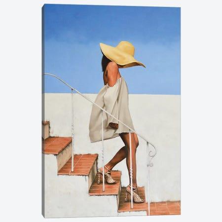 Summer Breeze Canvas Print #JPO43} by Johnny Popkess Canvas Artwork