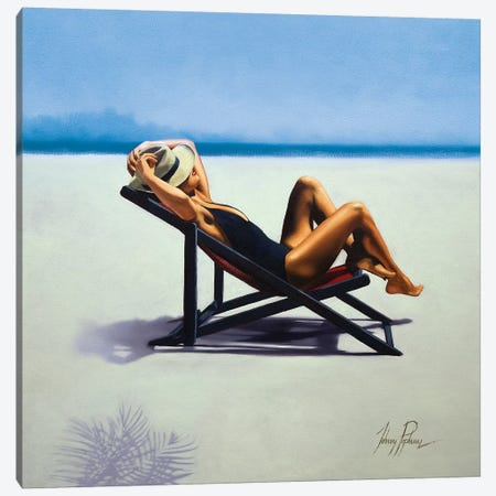 Summer Nomad Canvas Print #JPO44} by Johnny Popkess Art Print