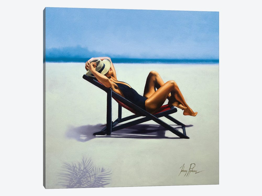 Summer Nomad by Johnny Popkess 1-piece Art Print