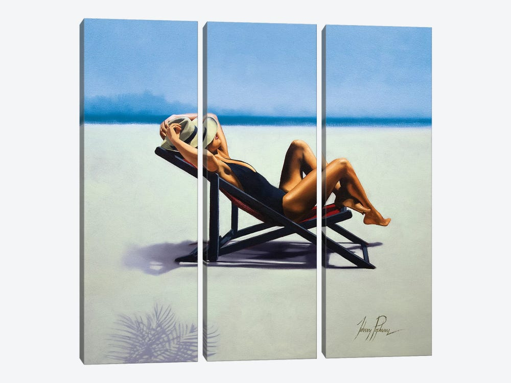 Summer Nomad by Johnny Popkess 3-piece Art Print
