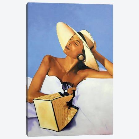 Sunlight Canvas Print #JPO47} by Johnny Popkess Canvas Print