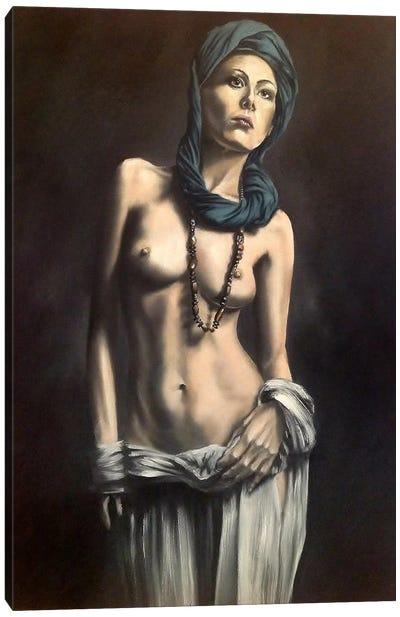 Tatiana Canvas Art Print