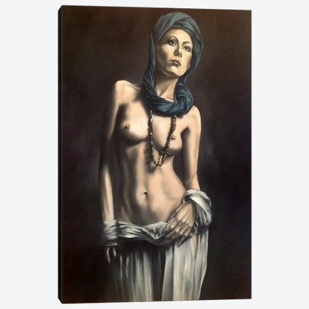 Tatiana Canvas Print #JPO50} by Johnny Popkess Canvas Print