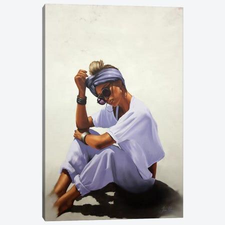 Tropical Heat Canvas Print #JPO59} by Johnny Popkess Canvas Print