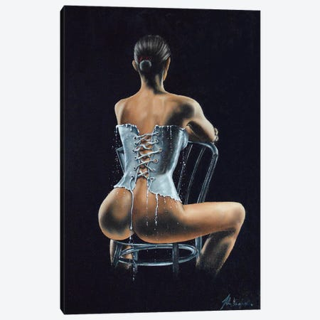Victoria's Secret II Canvas Print #JPO61} by Johnny Popkess Canvas Artwork