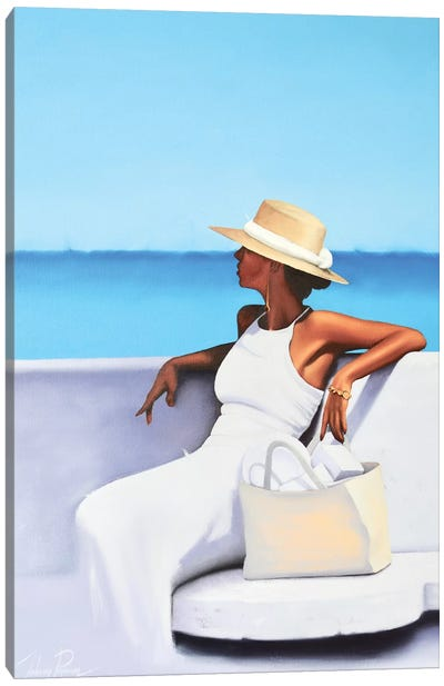 Midsummer Canvas Art Print