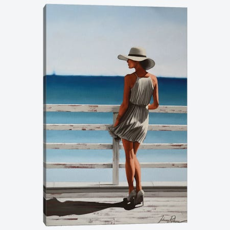 Sea Breeze Canvas Print #JPO66} by Johnny Popkess Canvas Print