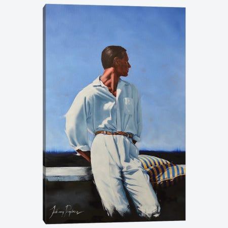 Cote d'Azur Canvas Print #JPO73} by Johnny Popkess Canvas Art Print