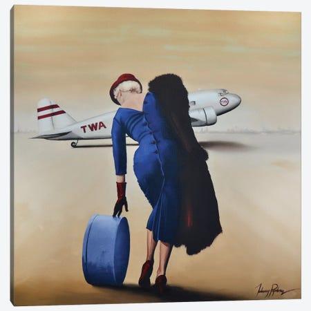 Departures Canvas Print #JPO74} by Johnny Popkess Canvas Artwork