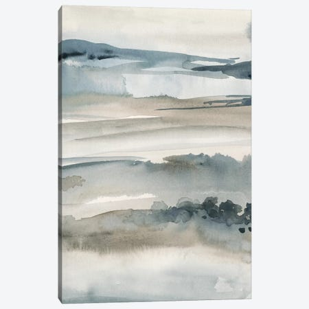 Foggy Horizon I Canvas Print #JPP119} by Jennifer Paxton Parker Canvas Art