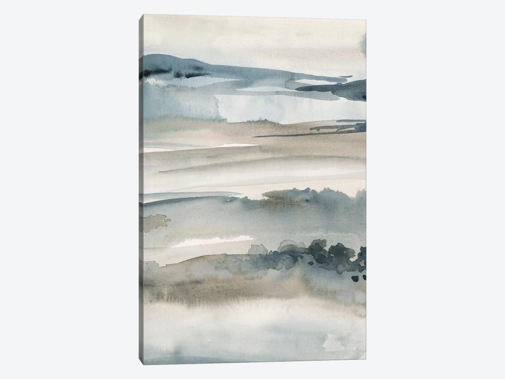 Foggy Horizon I by Jennifer Paxton Parker 1-piece Canvas Art Print