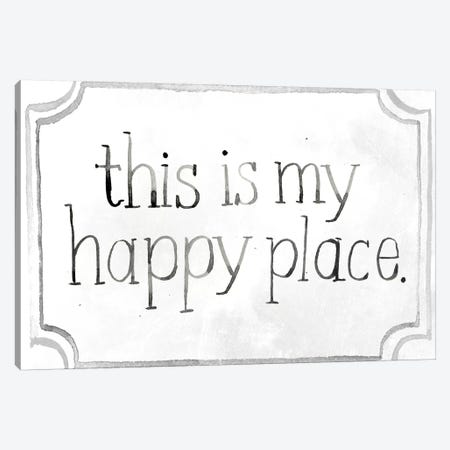 Homemade Happy II Canvas Print #JPP126} by Jennifer Paxton Parker Canvas Artwork