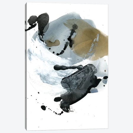 Raku Abstract I Canvas Print #JPP137} by Jennifer Paxton Parker Canvas Print