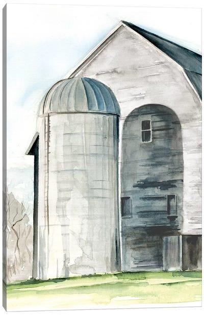 Weathered Barn I Canvas Art Print