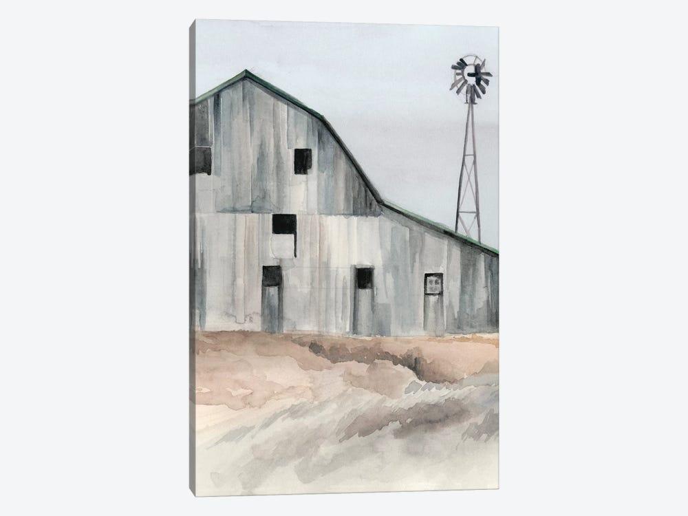 Winter Barn I by Jennifer Paxton Parker 1-piece Canvas Print