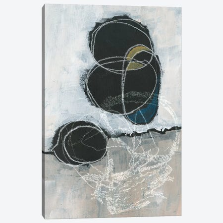 Primary Orbs I Canvas Print #JPP15} by Jennifer Paxton Parker Canvas Print