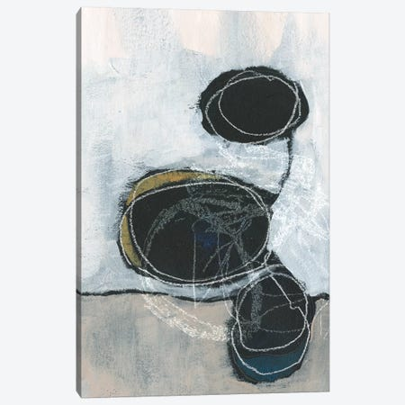 Primary Orbs II Canvas Print #JPP16} by Jennifer Paxton Parker Art Print