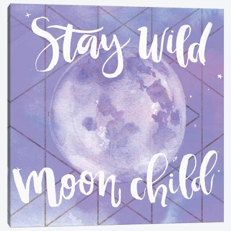 Moon Child II Canvas Print #JPP176} by Jennifer Paxton Parker Canvas Art Print