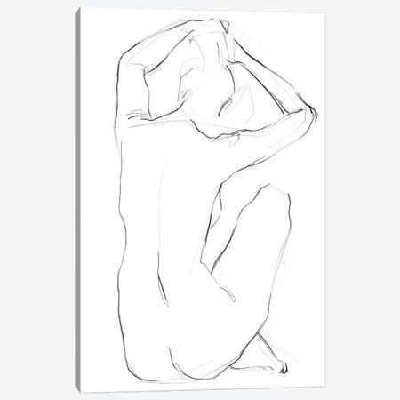 Muse I Canvas Print #JPP177} by Jennifer Paxton Parker Art Print
