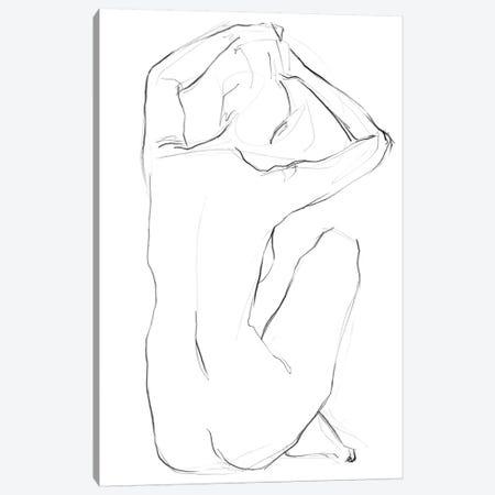 Muse I Canvas Print #JPP177} by Jennifer Paxton Parker Art Print
