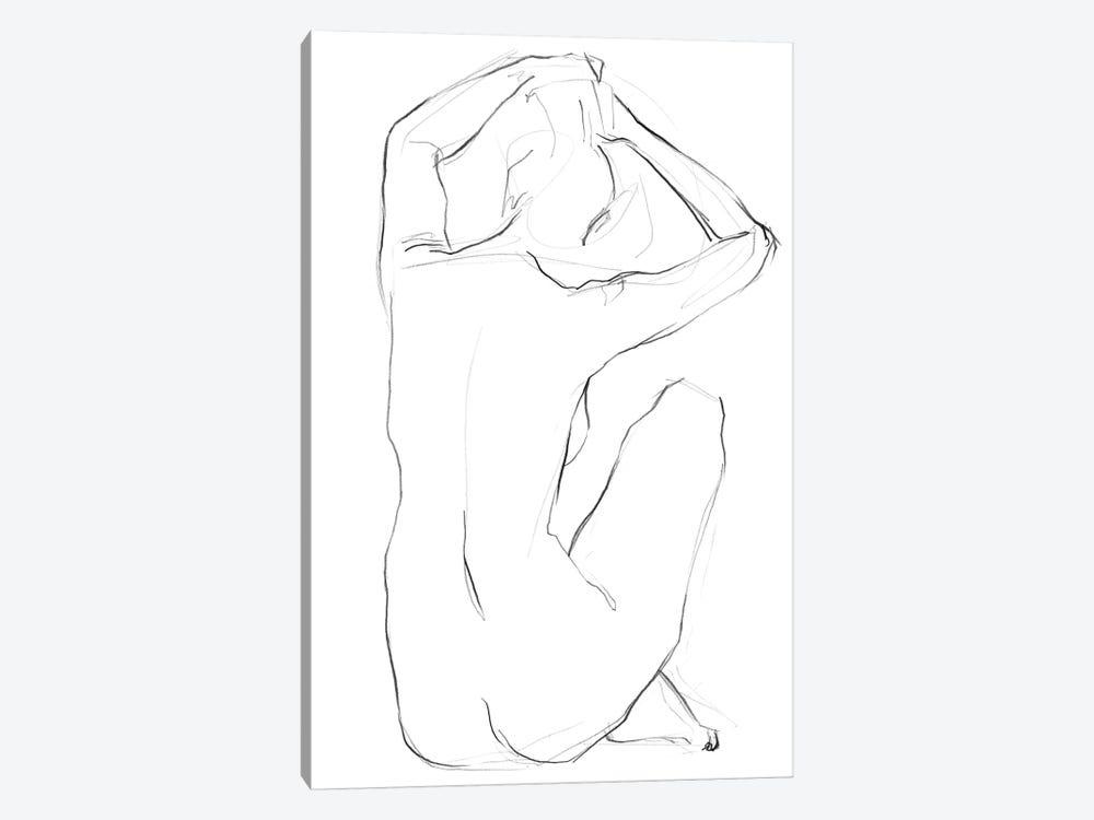 Muse I by Jennifer Paxton Parker 1-piece Canvas Print