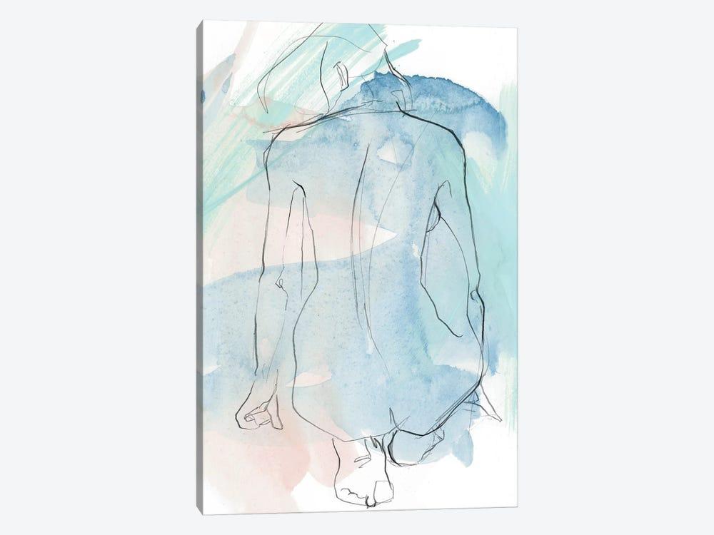 Muse IV by Jennifer Paxton Parker 1-piece Canvas Art Print