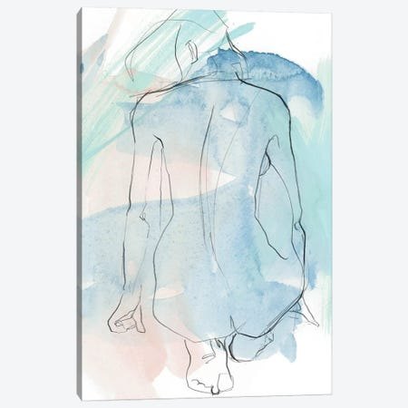 Muse IV Canvas Print #JPP180} by Jennifer Paxton Parker Canvas Art Print
