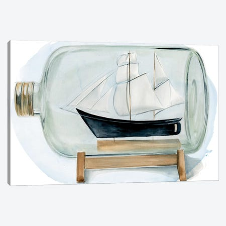 Sail the Seas II Canvas Print #JPP188} by Jennifer Paxton Parker Canvas Print