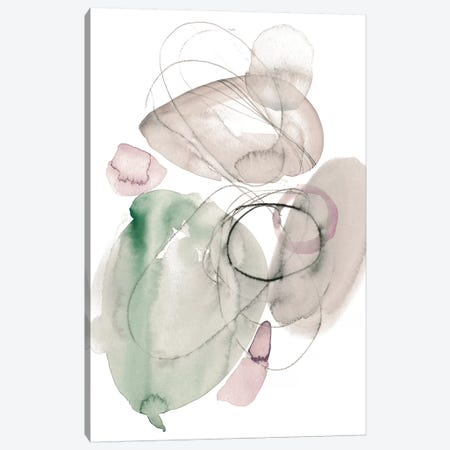 Sea Glass Stack II Canvas Print #JPP192} by Jennifer Paxton Parker Canvas Artwork