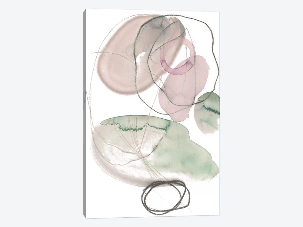 Sea Glass Stack III by Jennifer Paxton Parker 1-piece Canvas Art Print