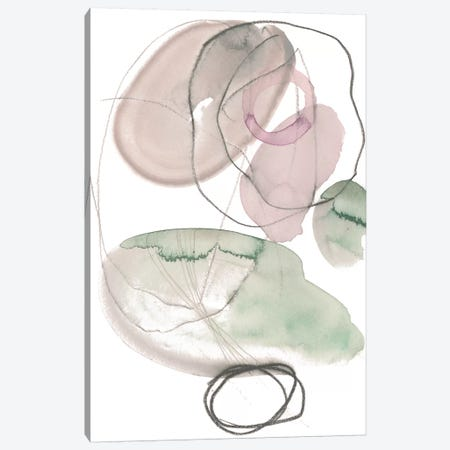 Sea Glass Stack III Canvas Print #JPP193} by Jennifer Paxton Parker Canvas Artwork