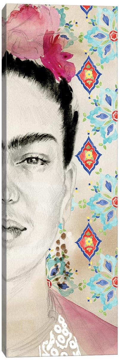 Frida Diptych I Canvas Art Print