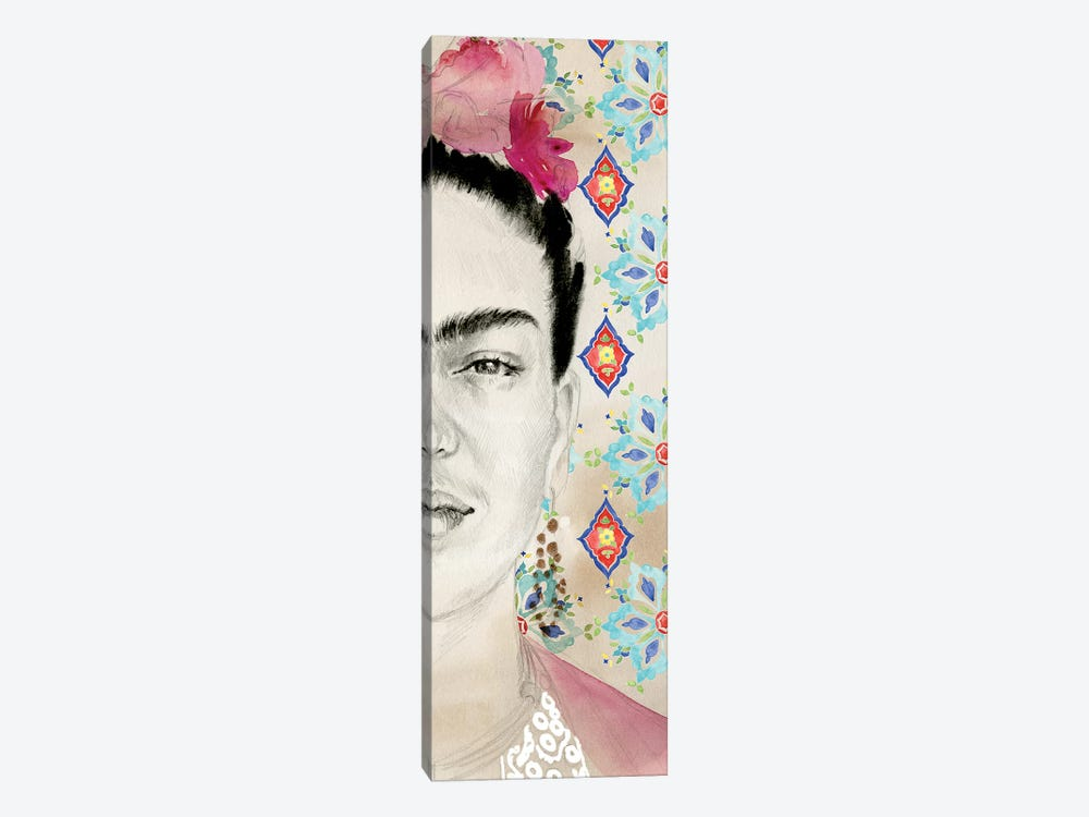 Frida Diptych I by Jennifer Paxton Parker 1-piece Canvas Artwork