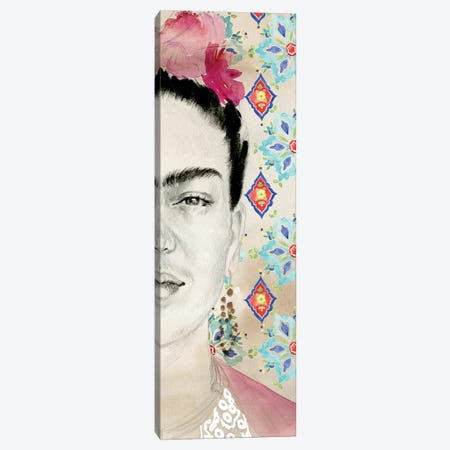 Frida Diptych I 3-Piece Canvas #JPP209} by Jennifer Paxton Parker Canvas Art