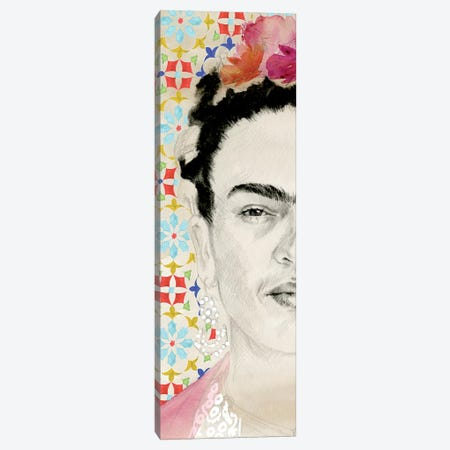 Frida Diptych II 3-Piece Canvas #JPP210} by Jennifer Paxton Parker Canvas Art Print