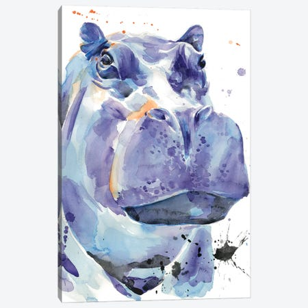 Ultra Violet Safari I Canvas Print #JPP213} by Jennifer Paxton Parker Canvas Art Print