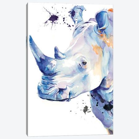Ultra Violet Safari II Canvas Print #JPP214} by Jennifer Paxton Parker Canvas Wall Art