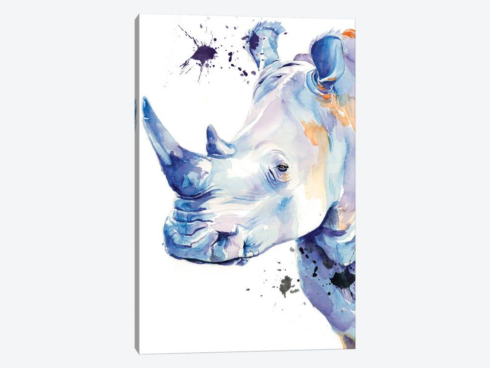 Ultra Violet Safari II by Jennifer Paxton Parker 1-piece Canvas Art
