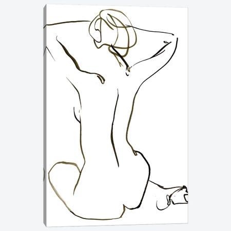 Warm Embrace I Canvas Print #JPP228} by Jennifer Paxton Parker Canvas Artwork