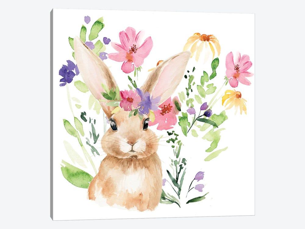 Watercolor Spring Garden II by Jennifer Paxton Parker 1-piece Art Print