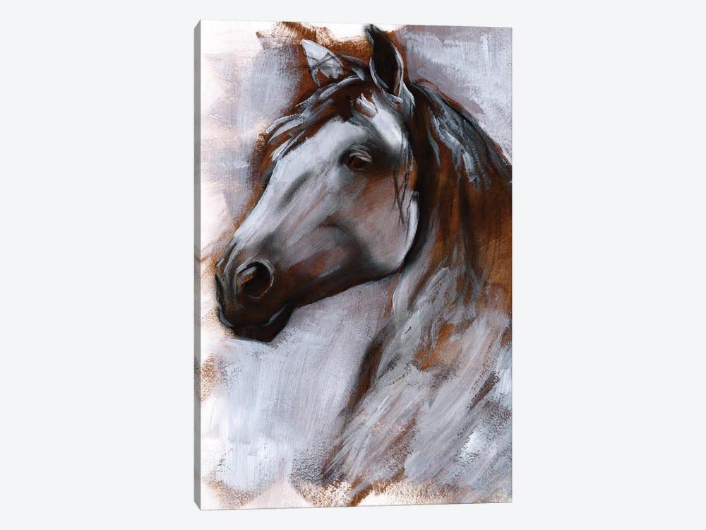 Mane Attraction I by Jennifer Paxton Parker 1-piece Canvas Art Print