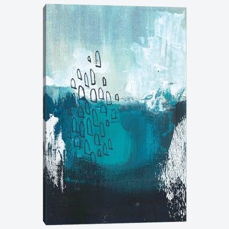 Seaspray I Canvas Print #JPP23} by Jennifer Paxton Parker Art Print