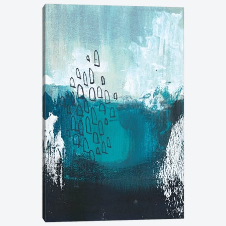 Seaspray I Canvas Print #JPP23} by Jennifer Paxton Parker Art Print